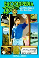 Cover image for Encyclopedia Brown and the case of the two spies