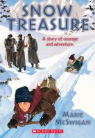 Cover image for Snow treasure