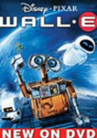 Cover image for WALL-E [videorecording (DVD)]