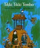Cover image for Tikki Tikki Tembo