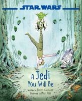 Cover image for A Jedi you will be