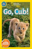 Cover image for Go, cub!