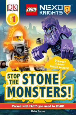 Cover image for Stop the stone monsters!