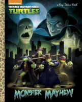 Cover image for Monster mayhem!