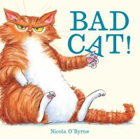 Cover image for Bad cat!