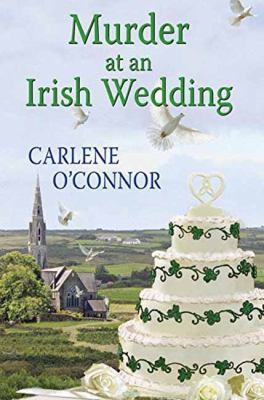 Cover image for Murder at an Irish wedding