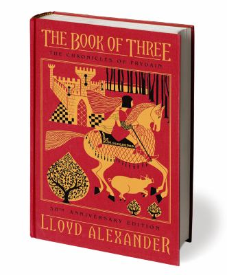 Cover image for The book of three