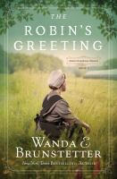 Cover image for The robin's greetings