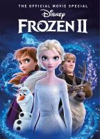 Cover image for Frozen II : the official movie special.
