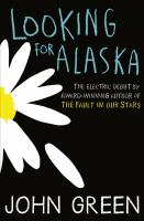 Cover image for Looking for Alaska
