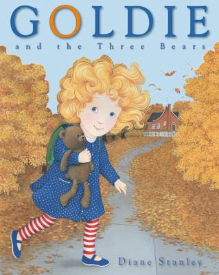 Cover image for Goldie and the three bears