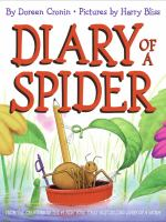 Cover image for Diary of a spider