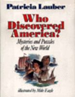 Cover image for Who discovered America?: mysteries and puzzles of the New World