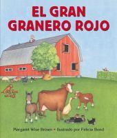 Cover image for El gran granero rojo