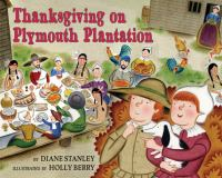 Cover image for Thanksgiving on Plymouth Plantation