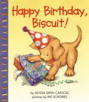 Cover image for Happy birthday, Biscuit!