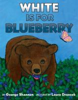 Cover image for White is for blueberry