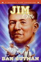 Cover image for Jim & me : a baseball card adventure