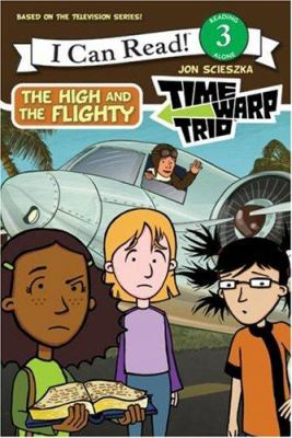 Cover image for The high and the flighty