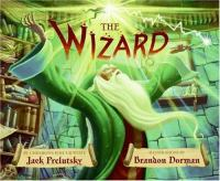 Cover image for The wizard