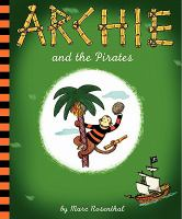 Cover image for Archie and the pirates