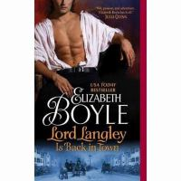 Cover image for Lord Langley is back in town