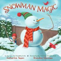 Cover image for Snowman magic