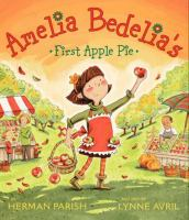 Cover image for Amelia Bedelia's first apple pie