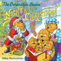 Cover image for The Berenstain Bears' Night before Christmas