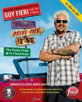Cover image for Diners, drive-ins, and dives, the funky finds in flavortown : America's classic joints and killer comfort food