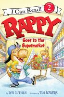 Cover image for Rappy goes to the supermarket