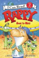 Cover image for Rappy goes to Mars