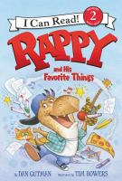 Cover image for Rappy and his favorite things