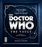 Cover image for Doctor Who : the vault