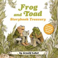 Cover image for Frog and Toad storybook treasury