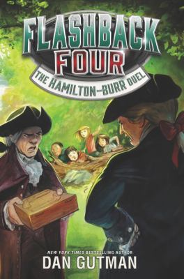 Cover image for The Hamilton-Burr duel