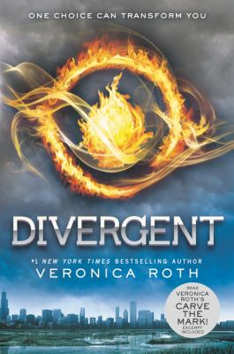 Cover image for Divergent