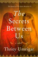 Cover image for The secrets between us : a novel