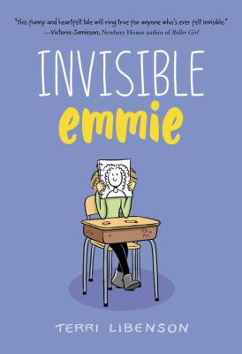 Cover image for Invisible Emmie