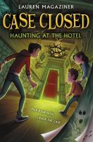 Cover image for Haunting at the hotel