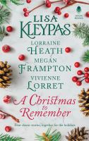Cover image for A Christmas to remember : an anthology