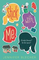 Cover image for Stick with me