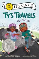 Cover image for Ty's travels : zip, zoom!