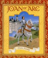 Cover image for Joan of Arc