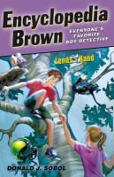 Cover image for Encyclopedia Brown lends a hand