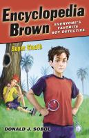 Cover image for Encyclopedia Brown, super sleuth