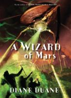 Cover image for A wizard of Mars
