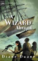 Cover image for A wizard abroad