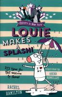 Cover image for Louie makes a splash!