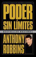 Cover image for Poder sin límites : la nueva ciencia del desarrollo personal
